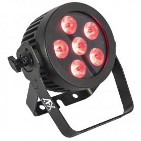 Extra Bright LED Projector 6x 12W RGBWA+UV LED