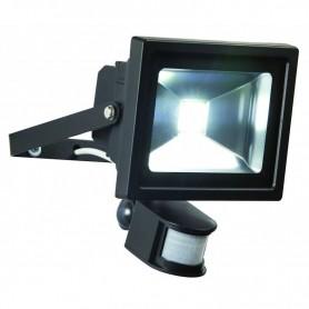 Faro LED 10W con sensore PIR