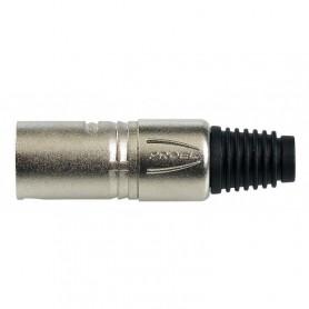 Connettore XLR a saldare machio spina 3 poli PROEL