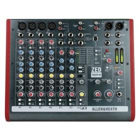 Mixer Allen Heath ZED 10FX A&H Zed con effetti incorporati