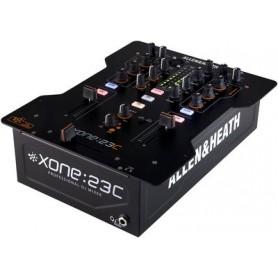 Mixer per dj Allen Heath Xone 23C con scheda audio USB