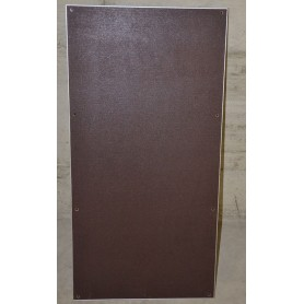 Piano Pedana Pianale per strutture reticolari 100x50 in plywood certificato e ignifugo