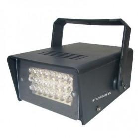 Piccola strobo a led economica con 24 led da 5mm Led Strobe Light 20w