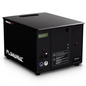 Magic Fx FLAMANIAC macchina del fuoco professionale a liquido. Possibilità fiamma colorata