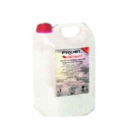 Tanica 5 litri liquido per macchine della nebbia nebbiogene PROEL
