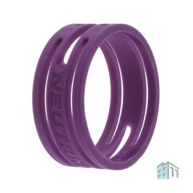 "Anello colorato o-ring per connettori NEUTRIK serie XX ""XX"", color VIOLA"