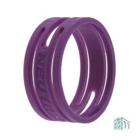 """Anello colorato o-ring per connettori NEUTRIK serie XX """"XX"""", color VIOLA"""