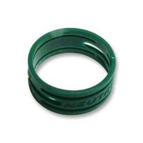Anello colorato o-ring per connettori NEUTRIK serie XX, color VERDE