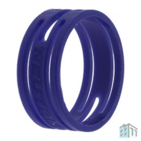 Anello colorato o-ring per connettori NEUTRIK serie XX, color BLU