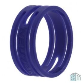 Anello colorato o-ring per connettori NEUTRIK serie XX, color BLU