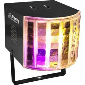 6-Color Derby LED Light Effect