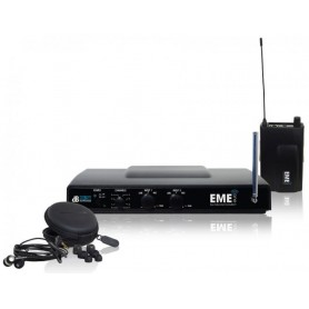 Sistema In Ear Monitor DB TECHNOLOGIES EME-ONE Wireless senza fili monitoraggio incluse cuffie BEYERDYNAMIC