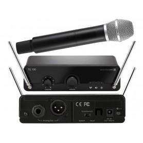 Radiomicrofono BEYERDYNAMIC palmare VHF senza fili gelato