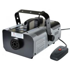 Smoke Machine 900w economica e compatta. BEAMZ comando a filo
