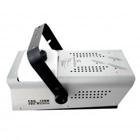 MACCHINA DEL FUMO SMOKE MACHINE 1200W 550m3/min CON TELECOMANDO