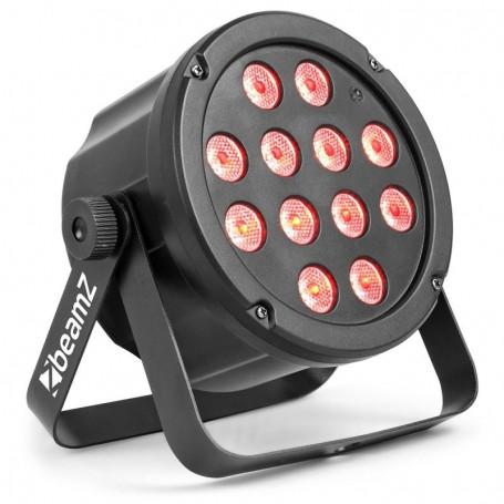 SLIM PAR LED 12x3w FULL COLOR 3IN1 DMX