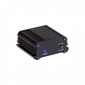 Alimentatore Phantom per Microfoni a Condensatore +48V