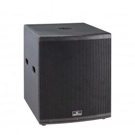 SUBWOOFER ATTIVO SOUNDSATION HYPER BASS 18A 1200W/600W RMS