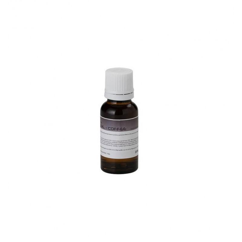 Boccettino fragranza CAFFè per liquidi smoke e hazer. Diluibile in 5 litri