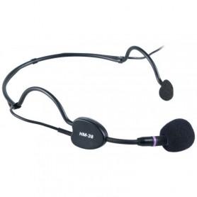 Archetto per body connettore mini xlr 4 poli Proel headset TA4AF