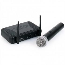 Radiomicrofono economico VHF skytec palmare gelato