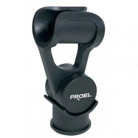 Supporto in piccolo professionale per microfono diametro 18-22 mm