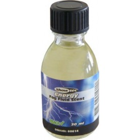 Boccettino fragranza ENERGY per liquidi smoke e hazer. Diluibile in 5 litri