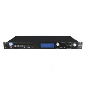 Lettore CD USB Mp3 Wav a rack 1 unità
