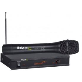 RADIOMICROFONO PALMARE GELATO VHF ECONOMICO 207.5MHZ