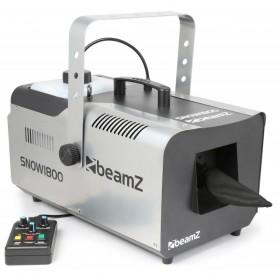 Macchina snow machine 1800w beamz