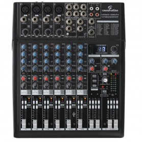 Mixer Soundsation NEOMIX UFX402-USB 6 canali
