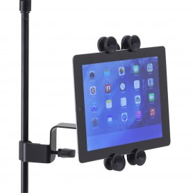 Supporto per tablet universale con aggancio asta SOUNDSATION TABSTAND-200
