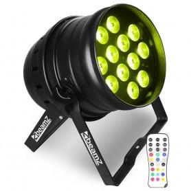 PAR LED 12X12W QUAD LED FULL COLOR RGBW 4IN1