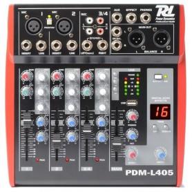 Mixer 4 Canali con effetti ed USB per riprodurre MP3