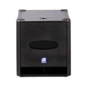 Subwoofer attivo Db Technologies Sub 05D 400w rms 15""