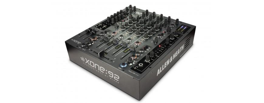 Mixer professionali per Dj