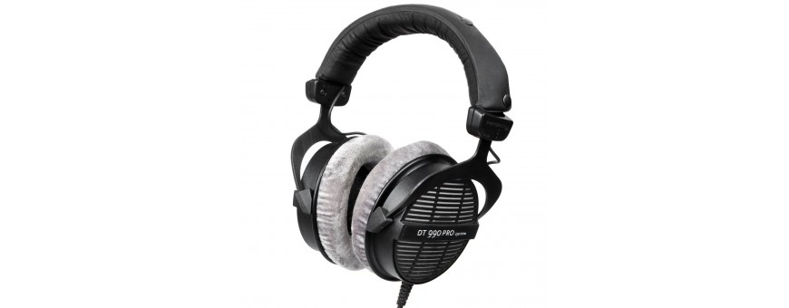 cuffie headphone da live studio e registrazione